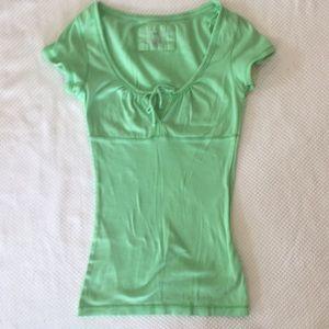 girls Aeropostale short sleeves